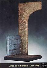 Accessori Muretto con semi-arco (ACC036)
