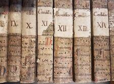 VERY IMPORTANT Cours d'Etude Prince de Parme Condillac 1775 16 Vol Extraordinary