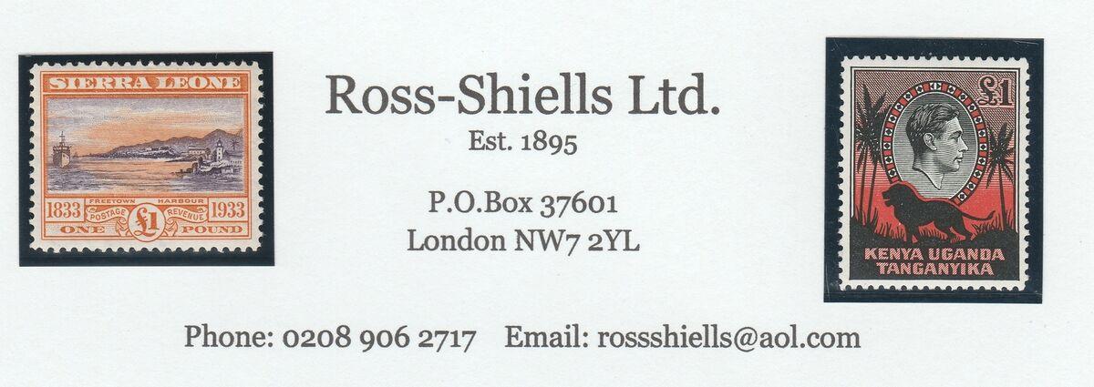 Ross Shiells Ltd