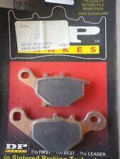 DP218 plaquette AVANT FREIN KAWASAKI KMX 125 KLX RM 80 DR-Z/TR 50/125 Epicuro