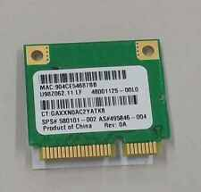HP Pavilion DV7 -3004el scheda wireless 518436-002 U98Z062.11 Mini 2102