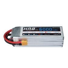 HRB 5S 18.5V 6000mAh more than 5000mah 50C 100C RC Lipo Battery For RC Hangar 9