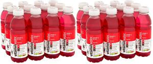 Glaceau Vitamin Water Dragonfruit Zero Sugar 24 x 500ml BestBef 31/03/21