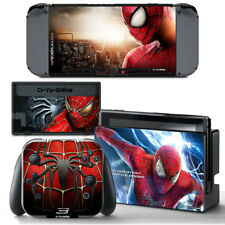 Ci-Yu-Online [NS] Spider Man #2 VINYL SKIN STICKER DECAL COVER  Nintendo Switch