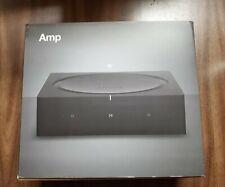 Sonos AMP 250W 2 Channel AMPGUS1BLK (Latest Gen) 125 Watts x 2 - NEW / Sealed