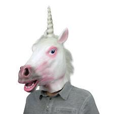 Deluxe Unicorn Mask Halloween Accessory
