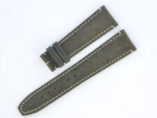Baumer & Mercier Lederband 22/18 mm Wildleder  17719-7