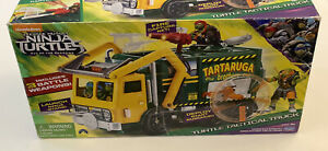Teenage Mutant Ninja Turtles TMNT Out Of The Shadows Turtle Tactical Truck w/fig