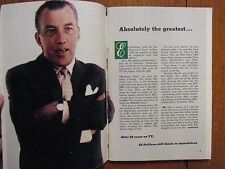 Ju-1958 TV Guide(ED SULLIVAN/GAIL PATRICK/PATTY DUKE/ROD CAMERON/NOREEN CORCORAN