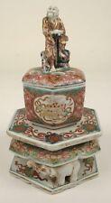 Japanese Porcelain Imari Koro Meiji Period Incense Burner