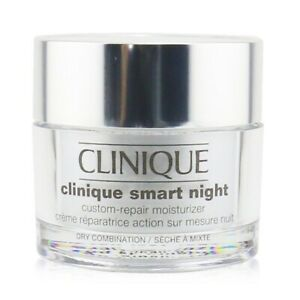 Clinique Smart Night Custom-Repair Moisturizer (Dry Combination) 50ml Womens