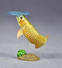 Kaiyodo Yujin Toba Aquarium Japan Exclusive Asian Arowana Figure Rare!