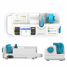 Sp950 Iv Amp Fluid Infusion Syringe Pump Medfusion Machine Icuccu Alarm Kvo New