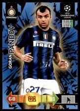 Panini Adrenalyn XL UEFA Champions League 2010/2011 Inter Milan Goran Pandev