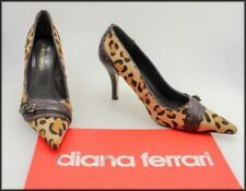 Diana Ferrari Animal Print Medium Width (B, M) Shoes for Women