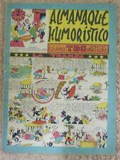 TBO Almanaque Humoristico 1954