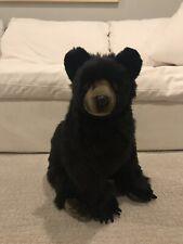 Hansa Black Bear Cub