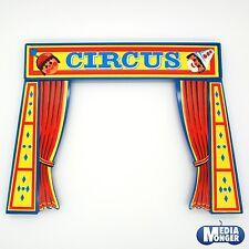 playmobil vieux cirque Pièce de rechange 1 x Entrée de l'arène Cadre Rideau Set