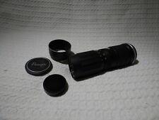 Panagor Tele Zoom 85-205mm 1:3.8 Camera Lens – M42 Mount