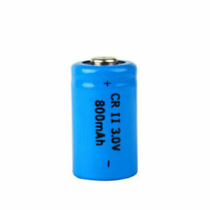 CR2 replacement battery 800mAh rechargeable