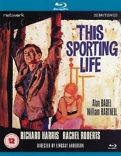 This Sporting Life 5027626706449 With Richard Harris Blu-ray Region B