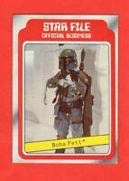 1980 Topps Empire strikes Back Boba Fett  Pack Fresh  B