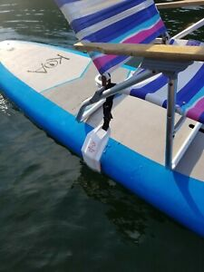 Paddleboard Accessories Beach Chair Brackets. Great for inflatables&fishing too!