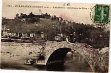 CPA Villeneuve-Loubet-Excursion-Environs de Nice (261834)