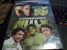 """COFFRET 5 DVD NEUF """"L'INCROYABLE HULK - SAISON 5"""" Bill BIXBY, Lou FERRIGNO"""