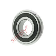 Major Branded 6305-2RSNR-MB Sealed Snapring Deep Groove Ball Bearing 25x62x17mm
