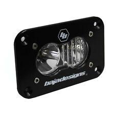 Baja Designs ATV S2 Sport LED Driving Combo Light Flush Mount