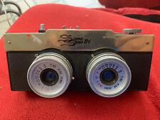 Stereo camera Smena M-1 prototipe.
