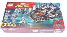 LEGO 76100 Marvel Super Heroes Black Panther Royal Talon Fighter Attack 358pcs