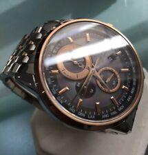 Men's Genuine Citizen Eco Drive Solar Radio Controlled Watch AT8116-57E Sapphire
