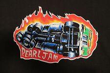 VTG 90s L PEARL JAM NIGHTMARE NIRVANA GRUNGE PUNK ROCK SHIRT - LARGE - NEW