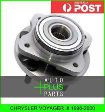 Fits CHRYSLER VOYAGER III 1996-2000 - Front Wheel Bearing Hub