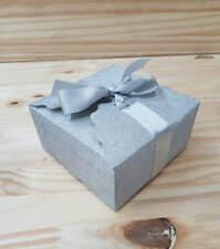 boite à gâteau forme cadeau pour mariage ou baptême x25