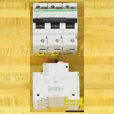 Square D 18426 Circuit Breakers, 125 Amp 3 Pole, 415 Volt, DIN Rail,  NEW