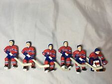 Wayne Gretzky Table Hockey (MONTREAL CANADIENS) All Star NHL MAN CAVE DISPLAY