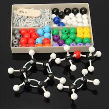 240Pcs Molecular Model Atom Teach Set Kit  For General Organic Chemistry Science
