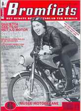 BROMFIETS Dutch Moped MAGAZINE- N/Dec 2016 - (NEW COPY)*Post included to EU/USA