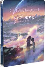 Your Name Steelbook Blu-ray