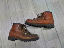 vintage RED WING mountaineering IRISH SETTER boots 9 D work hiking