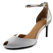 Zapatos de tacón de mujer Calvin Klein de tacón medio (2,5-7,5 cm) de piel