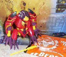 Transformers Beast Hunters LAZERBACK complete Prime Figure