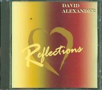 David Alexander - Reflections Cd Ottimo Vg