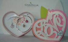 Chamilia '17 LOVE ARROWS LTD ED VALENTINE GIFT SET BANGLE+3 Beads 4011-0789 $159