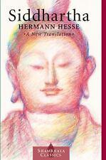 Siddhartha (Shambhala Classics) by Hesse, Hermann, Good Book
