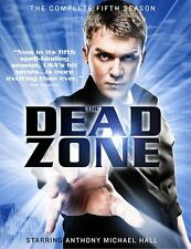 THE DEAD ZONE SEASON 5 New Sealed 3 DVD Set