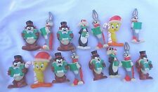 Looney Tune Christmas Ornaments Bugs Bunny Tweety Taz Sylvester